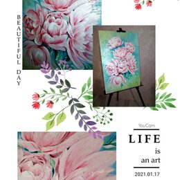 Картины, постеры, гобелены, панно - Объёмная живопись , 0