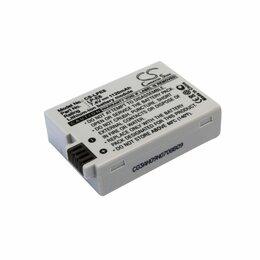 Аккумуляторы и зарядные устройства - Аккумулятор для фотоаппарата Canon LP-E8, 0