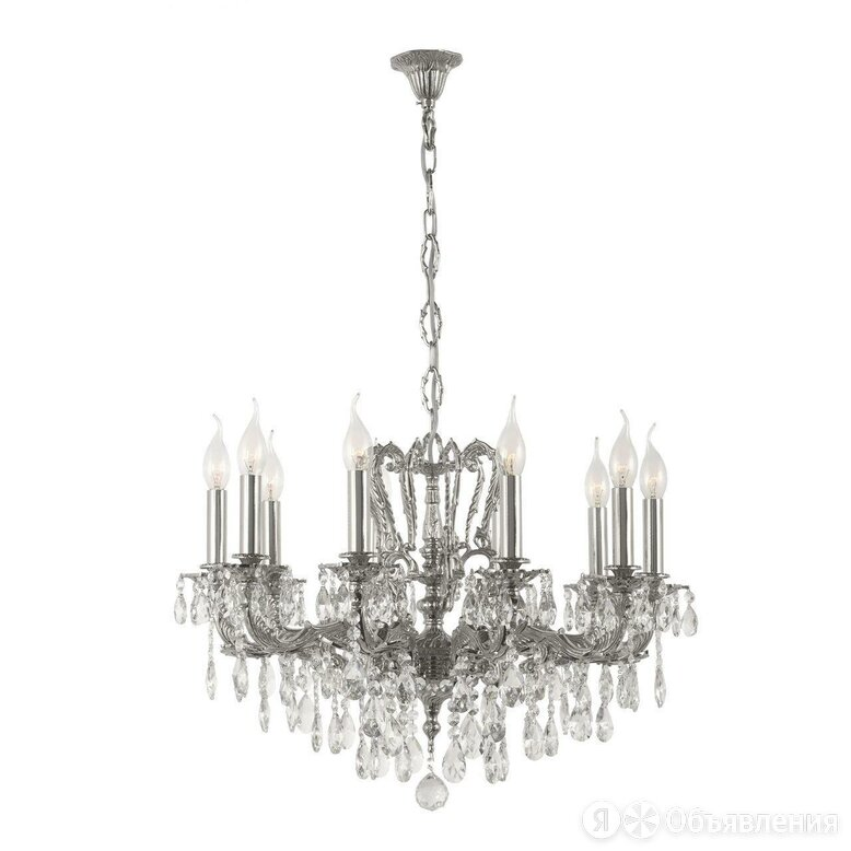 Подвесная люстра Dio DArte Elite Aosta E 1.1.10.600 N по цене 172884₽ - Люстры и потолочные светильники, фото 0