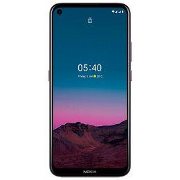 Мобильные телефоны - Смартфон Nokia 5.4 6/64GB Пурпурный, 0