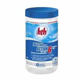 Регулировка движения - Двухслойная таблетка 6 в 1 hth MAXITAB ACTION …, 0