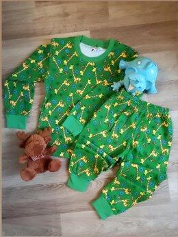 Домашняя одежда - Пижама хлопок. 98-104 см. Новая., 0