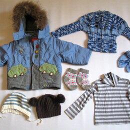 Комплекты верхней одежды - Пакетом теплые и шерстяные вещи 80-86-92 см, 0