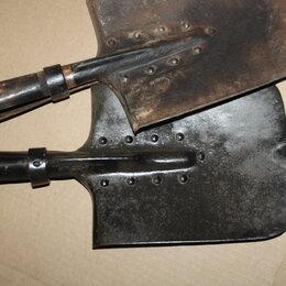 Военные вещи - лопаты саперные ссср, 0