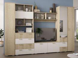 Шкафы, стенки, гарнитуры - Гостиная Бэтти  (модульная система)., 0