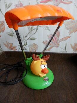 Настольные лампы и светильники - Детская настольная лампа Смешарики – Лосяш, 0