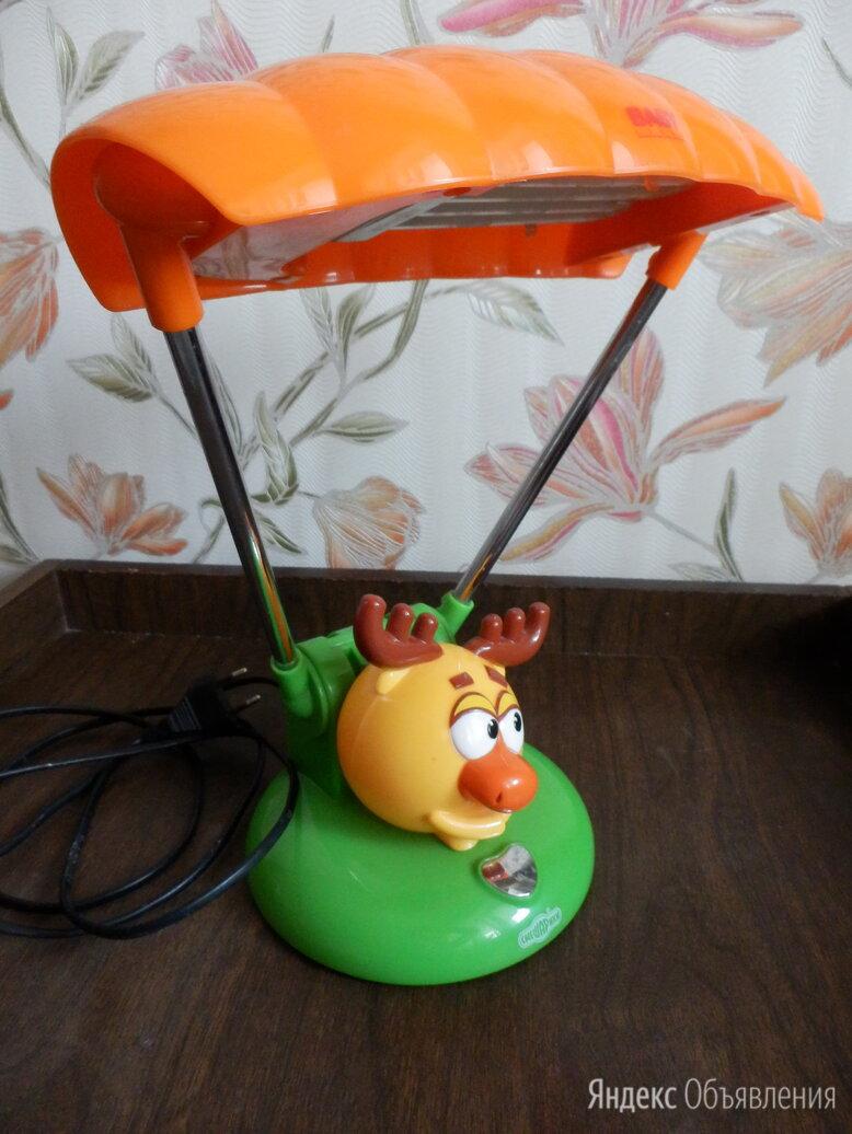 Детская настольная лампа Смешарики – Лосяш по цене 500₽ - Настольные лампы и светильники, фото 0