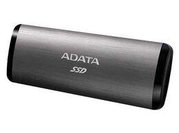 Внутренние жесткие диски - Твердотельный диск 256GB A-DATA SE760 External USB, 0