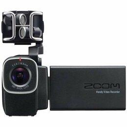 Видеокамеры - Видеокамера - рекордер Zoom Q8, 0