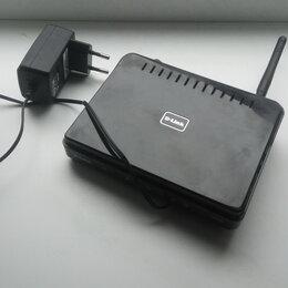 Оборудование Wi-Fi и Bluetooth - Роутер D-link DIR-300 Wi Fi, 0