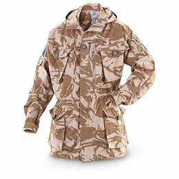 Одежда и обувь - Куртка Smock SAS армии Великобритании, DesertDPM, , 0