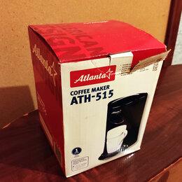 Кофеварки и кофемашины - Кофеварка электрическая Atlanta 515 (США), 0