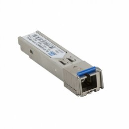 Электроустановочные изделия - Модуль GIGALINK SFP GL-OT-SG06SC1-1550-1310-B, WDM, 155Mb/1,25Gb/s одно волокно , 0