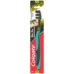 """Зубные щетки - Зубная щетка Colgate """"Зиг Заг Древенсый уголь"""", средн. жест., 0"""