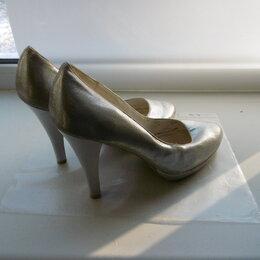 Балетки, туфли - Свадебные туфли р-р39, 0