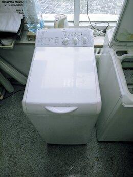 Стиральные машины - Вертикальная машинка Indesit WITL 106, 0