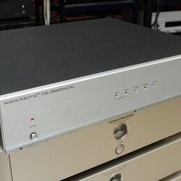 Цифро-аналоговые преобразователи - Цап Musical Fidelity A3.24 Dac, 0