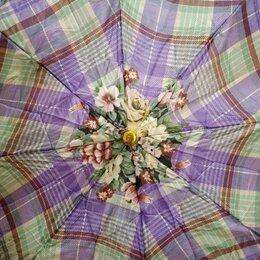 Зонты и трости - Зонт полуавтомат, 0