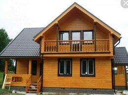 Готовые строения - Бани, дома из шлифованного бруса, 0