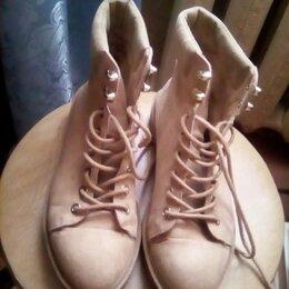 Ботинки - Ботинки р.36, 0