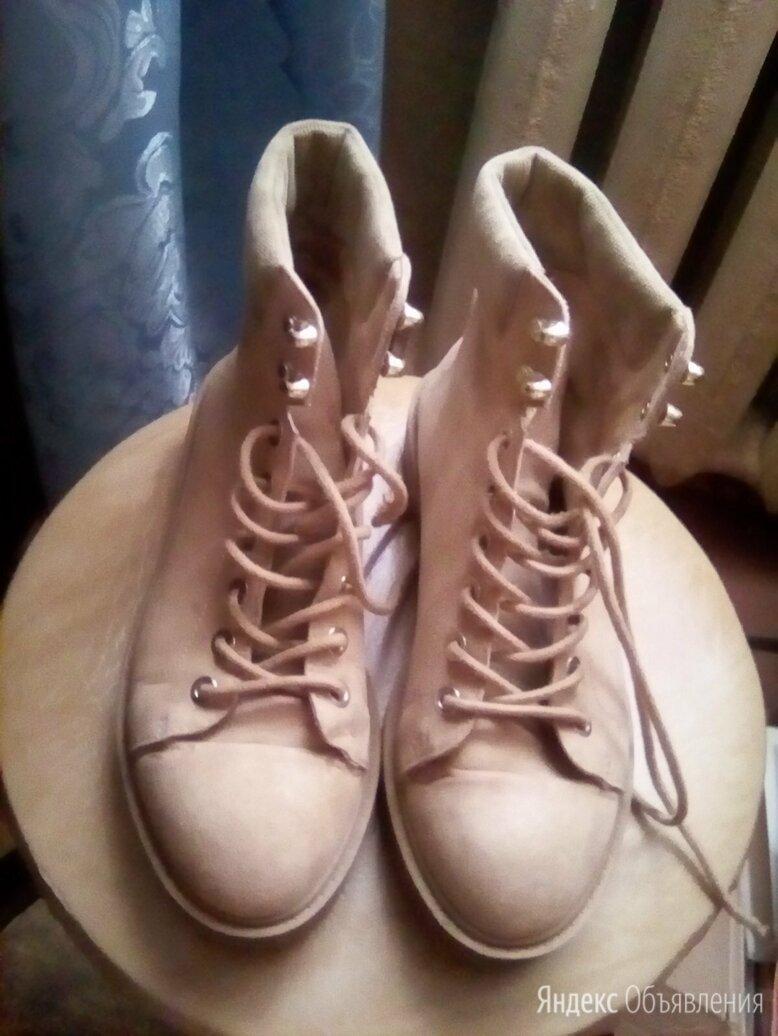 Ботинки р.36 по цене 250₽ - Ботинки, фото 0