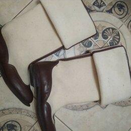 Валенки - Бурки, сапоги фетровые БУ размер 41 , 0