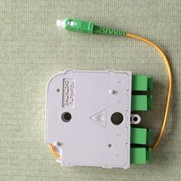 Компьютерные кабели, разъемы, переходники - Разветвитель оптический планарный, 0