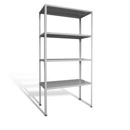 Мебель для учреждений - Стеллажи металлические сборные , 0