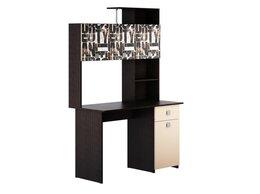 Компьютерные и письменные столы - Уголок школьника с фотопечатью ПАСКАЛЬ НМ-2, 0