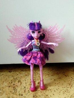 Куклы и пупсы - кукла Equestria girls Эквестрия гёрлз Твайлайт  , 0