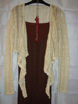 Платья - Комплект женский платье болеро S ( 42-44 ) POLO…, 0