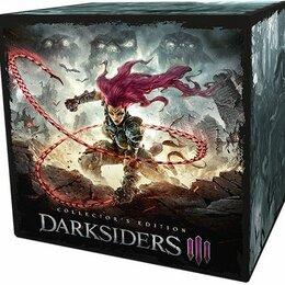 Игры для приставок и ПК - Видеоигра Darksiders: 3 (III) Collector's…, 0