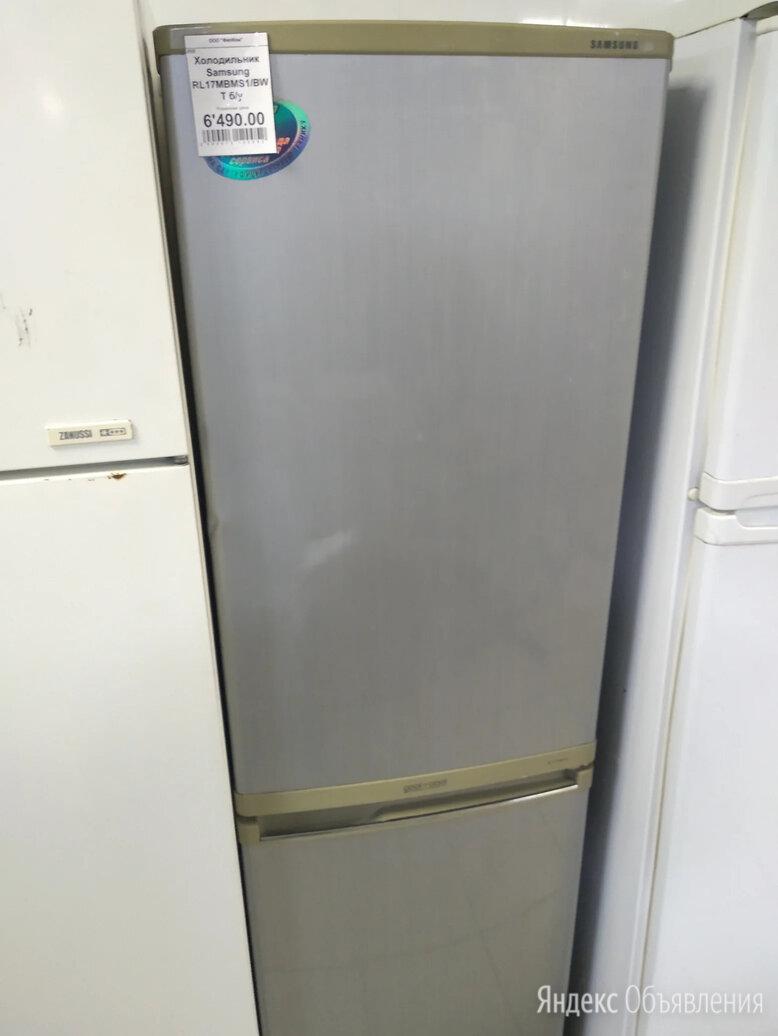 Холодильник Samsung RL17MBMS1 по цене 6490₽ - Холодильники, фото 0