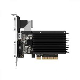Видеокарты - Видеокарта Palit GT 730 2Gb (NEAT7300HD46-2080H), 0