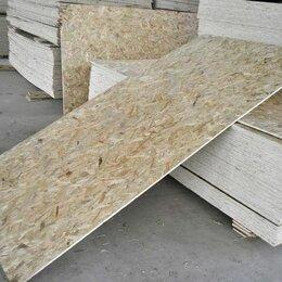 Древесно-плитные материалы - ОСБ- плиты (фанера) влагостойкие 9 мм, 12 мм, 0
