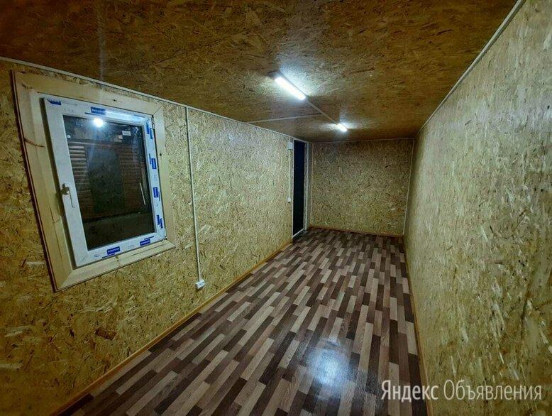 Бытовка, вагончик, дачный домик по цене 280000₽ - Готовые строения, фото 0