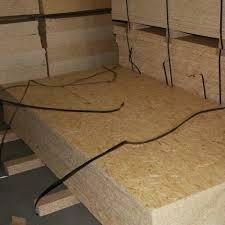 Древесно-плитные материалы - ОСП OSB плита, 0