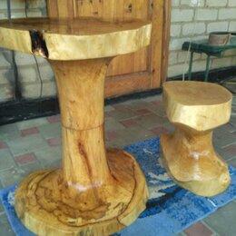 Столы и столики - Стол и стул, 0