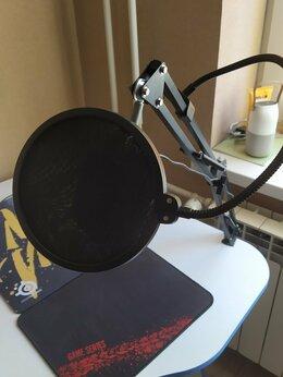 Аксессуары для микрофонов - Поп фильтр для микрофона торг, 0
