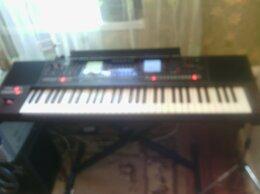 Клавишные инструменты - Синтезатор roland еа7 с мп3 плеером, на русском, 0