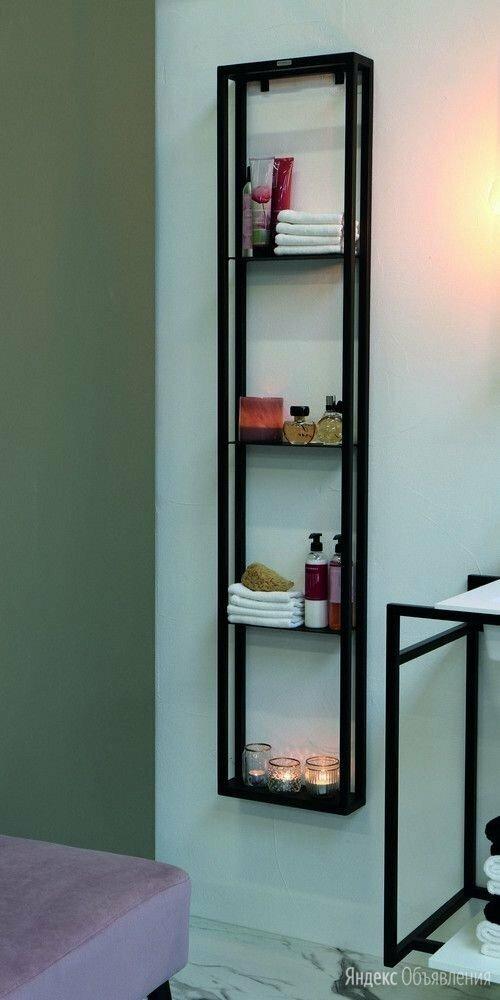 Полка лофт для ванной комнаты по цене 6000₽ - Полки, стойки, этажерки, фото 0