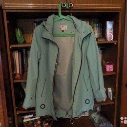 Куртки - Ветровка светло-зелёная , 0