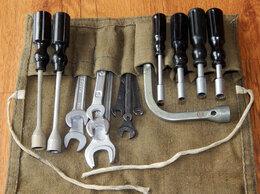Торцевые головки и ключи - Набор гаечных ключей в чехле., 0
