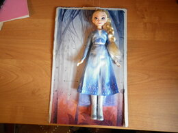 Куклы и пупсы - Новая кукла Эльза - Холодное сердце (Hasbro…, 0