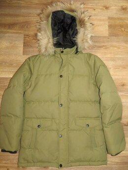 Куртки и пуховики - Куртка зимняя на мальчика, р. 158, 0