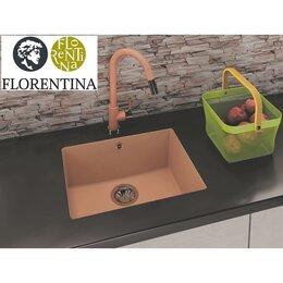 Кухонные мойки - Кухонная мойка FLORENTINA Вега 500, 0