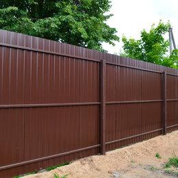 Заборы, ворота и элементы - Забор. установка заборов, калитки , ворота., 0