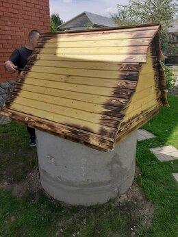 Готовые строения - Строидельство домиков на колодцы, 0