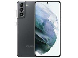 Мобильные телефоны - Samsung Galaxy S21 5G 8/256 Gray (Snap) NEW, 0