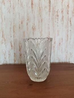 Вазы - Хрустальная ваза для цветов, 0